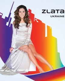 Zlata Ognevich (Gravity (Radio Edit))