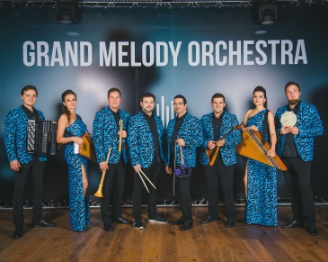 Grand Melody Orchestra - Katyusha(listen to the song, watch