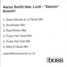 Aaron Smith feat. Luvli (Dancin`(JJ Flores And Steve Smooth Mix))