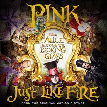 P!nk (Just Like Fire (OST