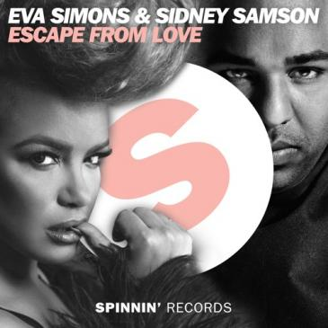Eva Simons & Sidney Samson (Escape From Love)