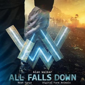 Alan Walker feat. Noah Cyrus & Digital Farm Animals (All Falls Down)