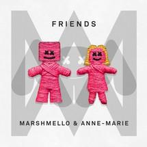 Marshmello & Anne-Marie (Friends)