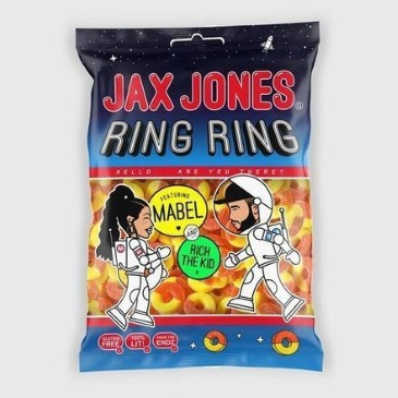 Jax Jones  (Ring Ring)