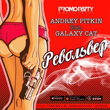 Andrey Pitkin feat. Galaxy Cat (Револьвер)
