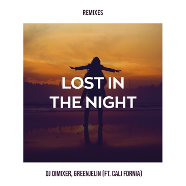 DJ DimixeR & Greenjelin & Cali Fornia (Lost In The Night (Grushevski & Misha Zam Remix))